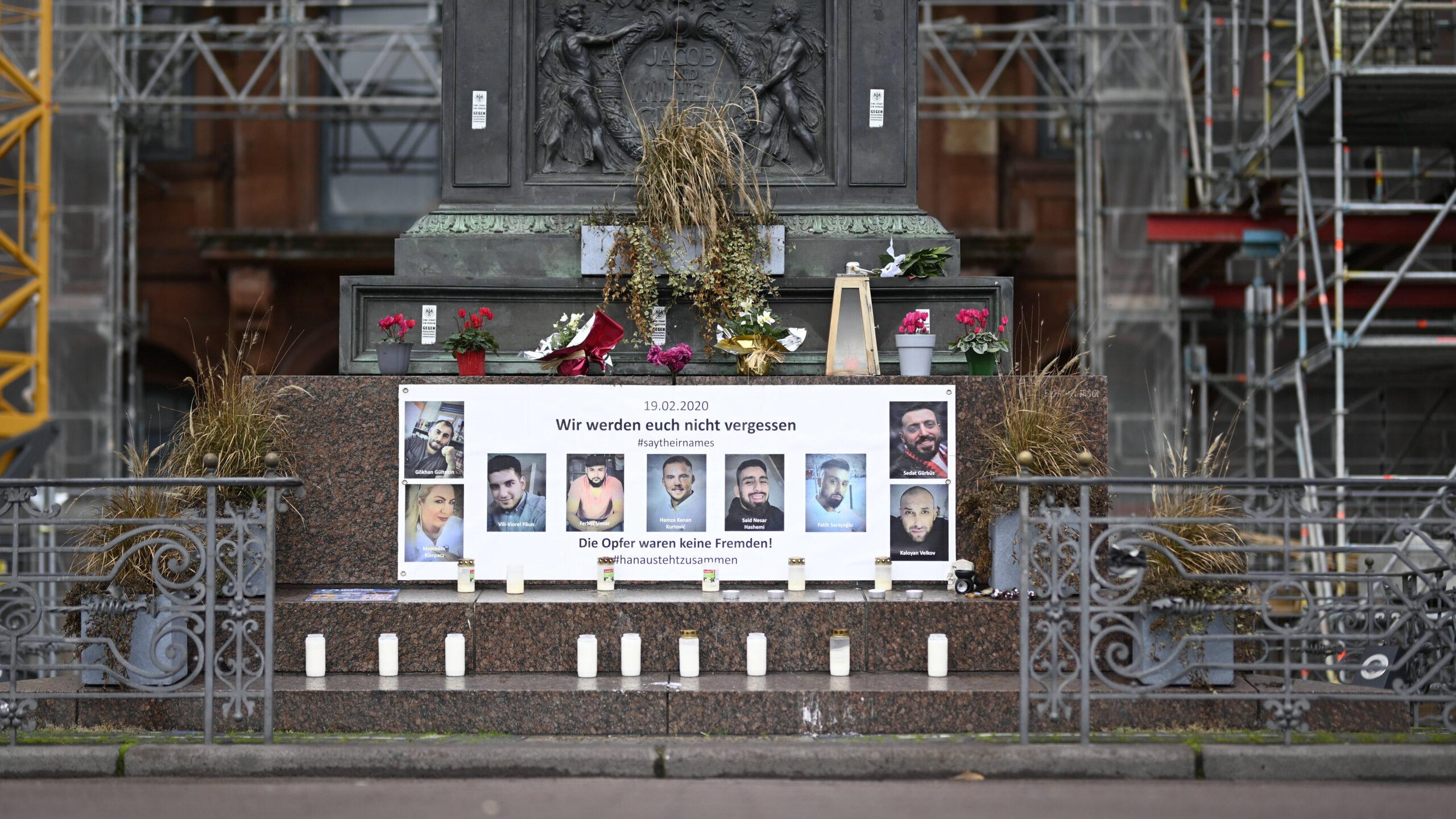 Neukölln gedenkt der Opfer rassistischer Morde von Hanau