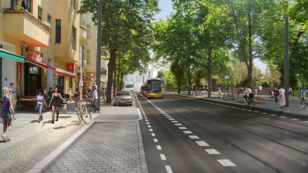 Berlin-Friedrichshain: Straßenbahn zum Ostkreuz verzögert sich weiter