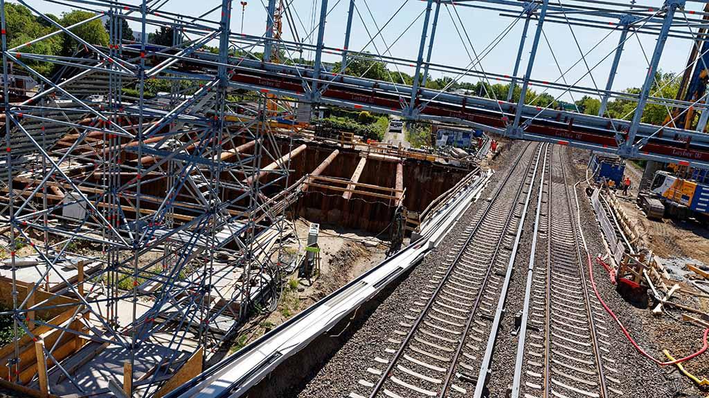 Baustelle-Dresdner-Bahn
