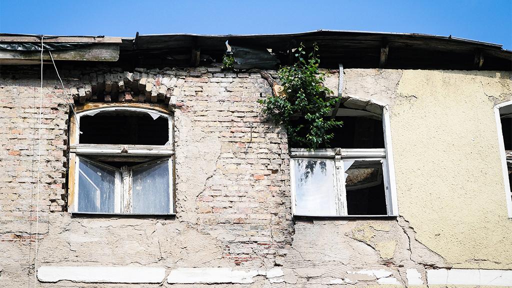 Berlin-Wedding: Geisterhaus an der Burgsdorfstraße soll abgerissen werden