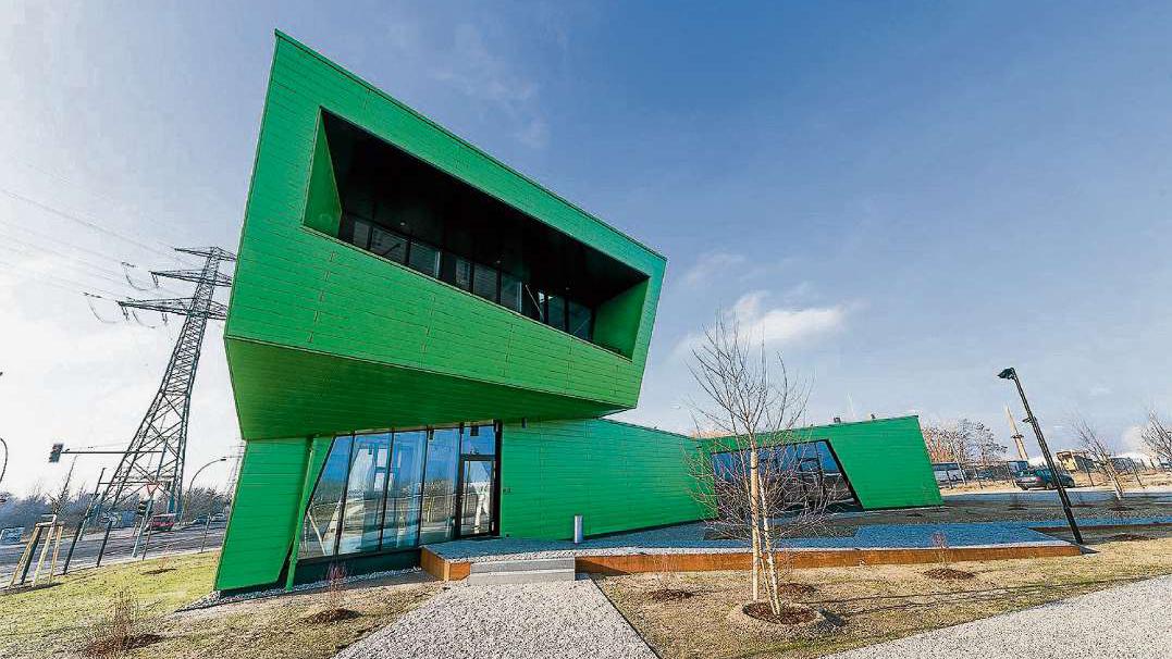 Marzahn-Hellersdorf: Cleantech-Park wird zum Zukunftsort