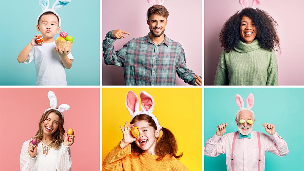 Wieder mal andere Ostern: Tipps für Feiertage zu Hause
