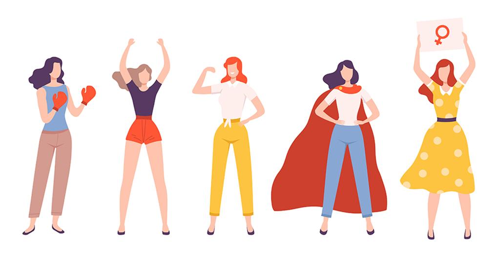 Charlottenburg-Wilmersdorf: Digitales Fest zum Internationalen Frauentag