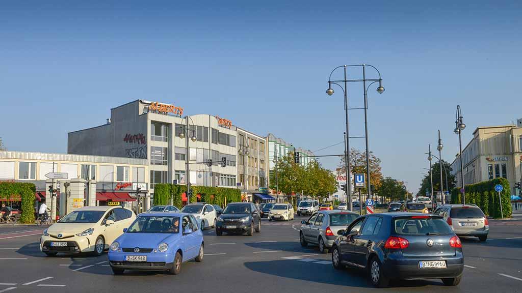 Berlin-Reinickendorf: Hochhäuser für den Kurt-Schumacher-Platz