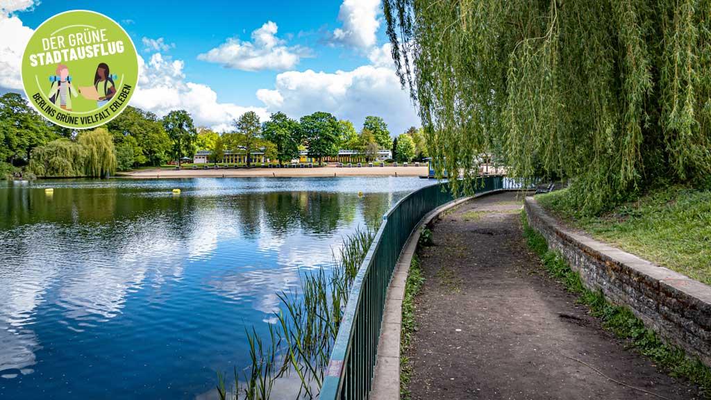 Ein Abstecher zu Hohenschönhausens Seenpark