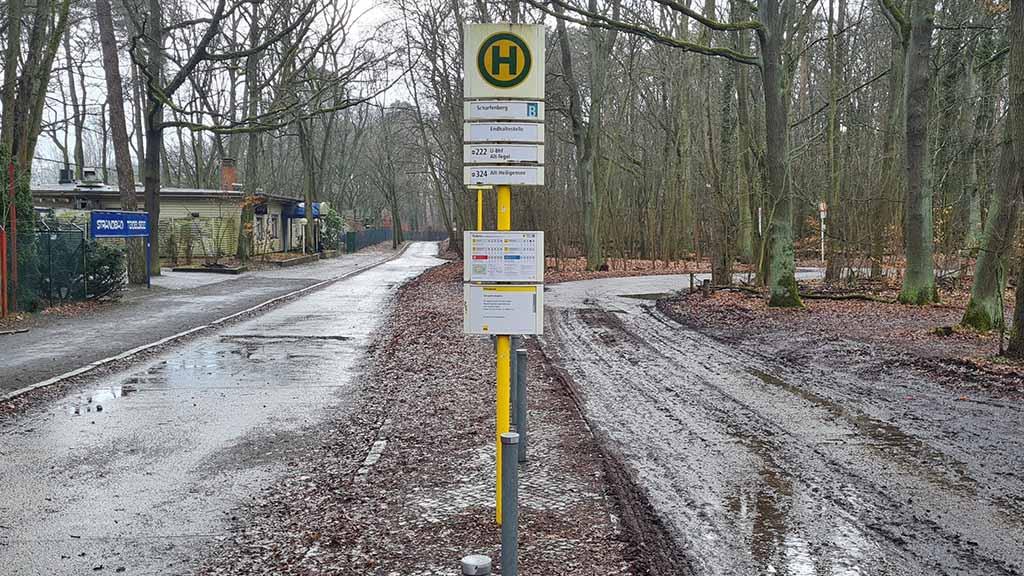Strandbad Tegel: Anbindung an Busverkehr lässt auf sich warten