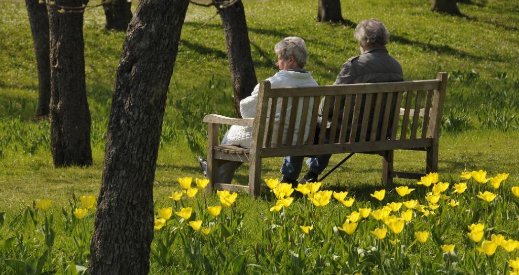 Britzer Garten: Frühblüher, Tiere und Spielplätze im Frühling