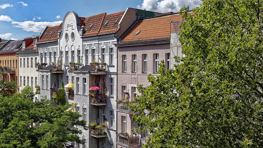 Vier neue Milieuschutzgebiete in Charlottenburg