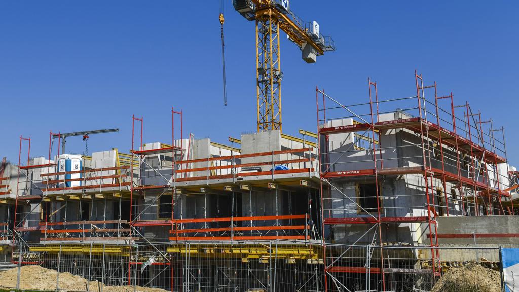 Erfolgsjahr für den Wohnungsbau in Treptow-Köpenick
