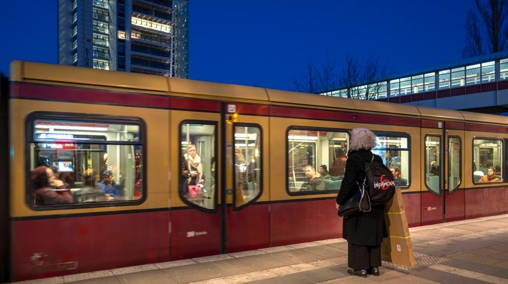 S-Bahnhof Storkower Straße wird modernisiert