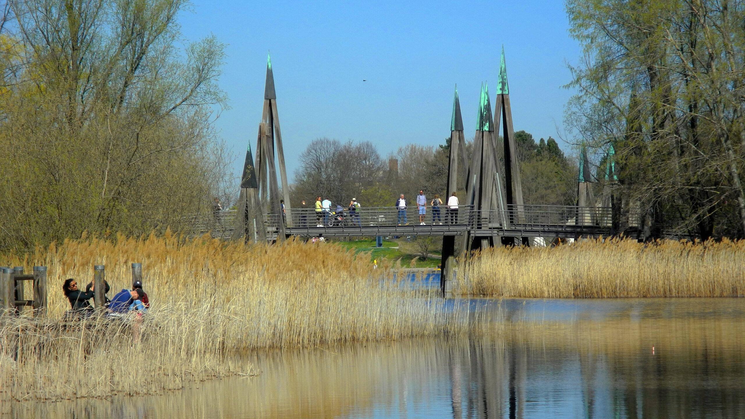 Britzer Garten bittet Besucher um Ideen für Weiterentwicklung