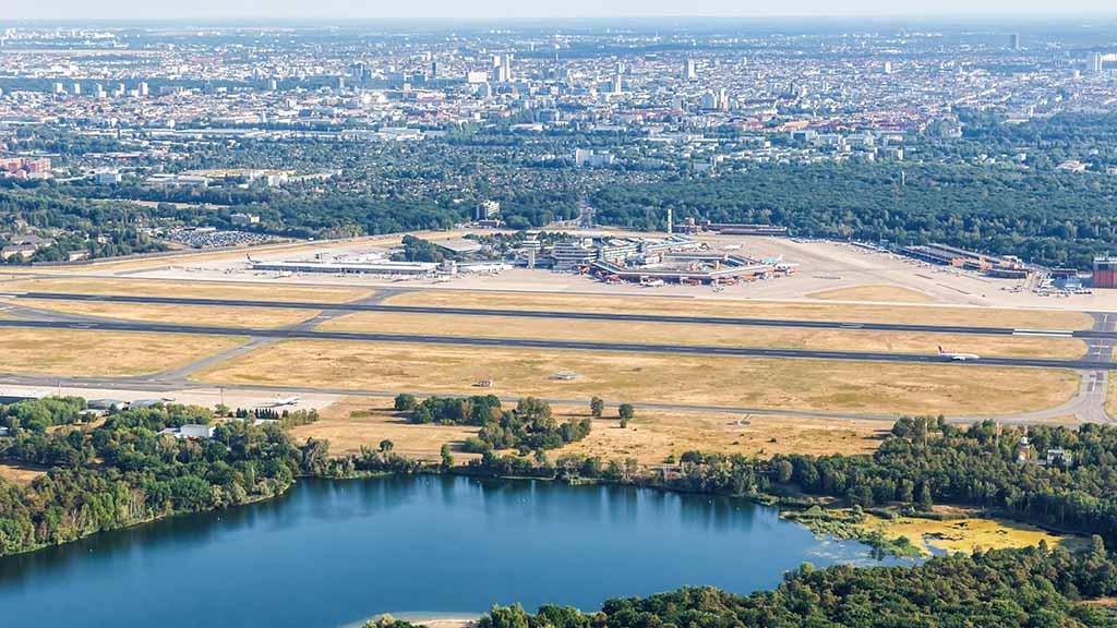 Neue Pläne für Flughafensee in Tegel: Anwohner können mitentscheiden