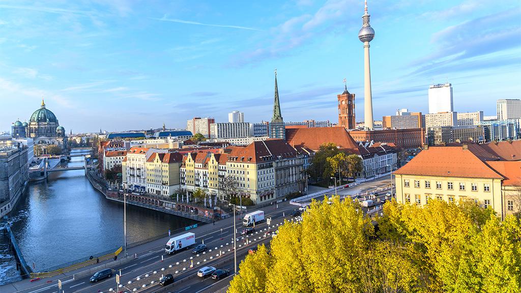 Berlin-Mitte: Beteiligungsverfahren zur Mühlendammbrücke gestartet