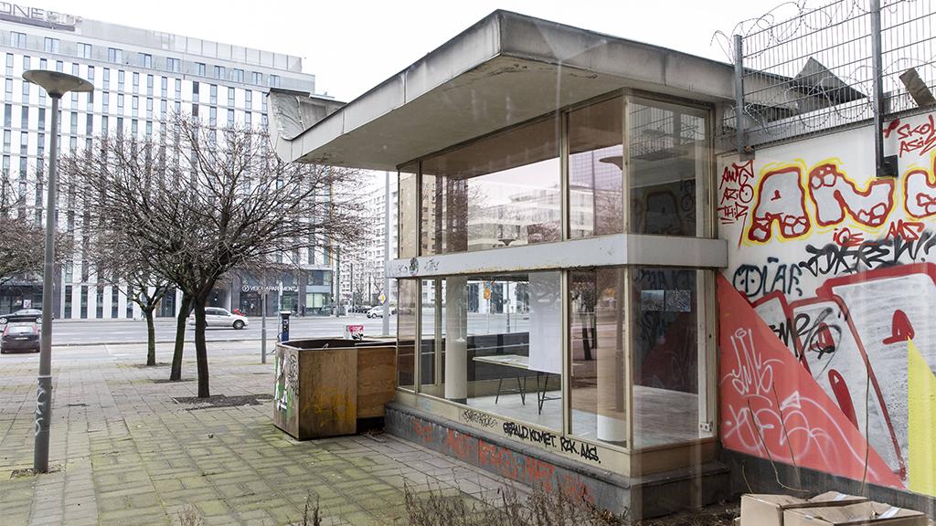 Berlin-Mitte: Haus der Statistik vom Bund gefördert