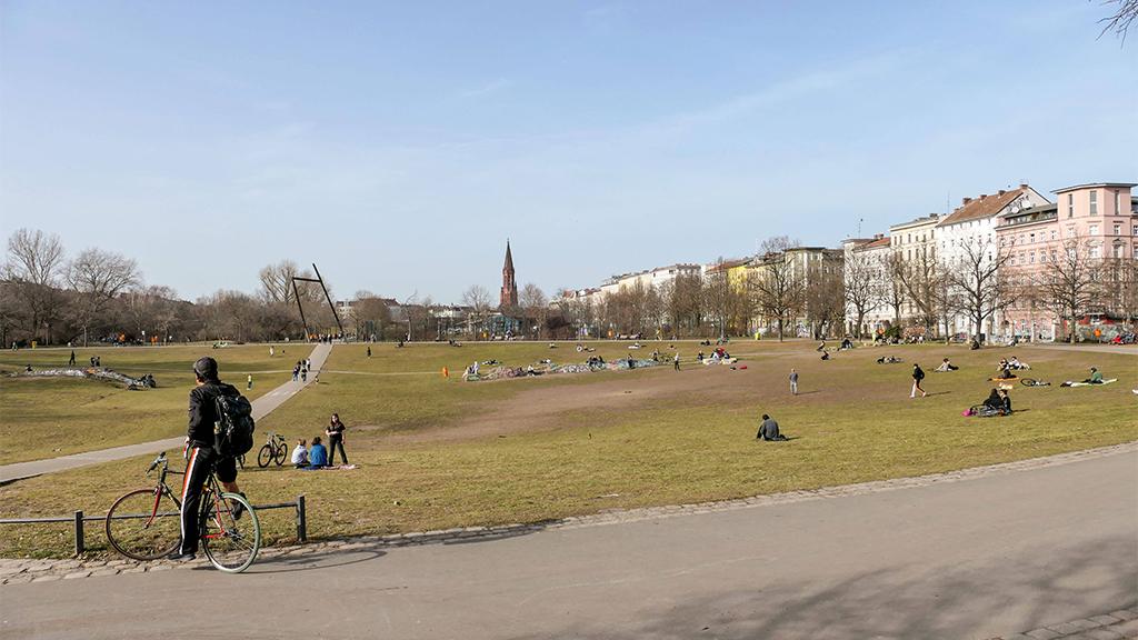 Görlitzer Park: Ganzjahres-Bolzplatz kommt