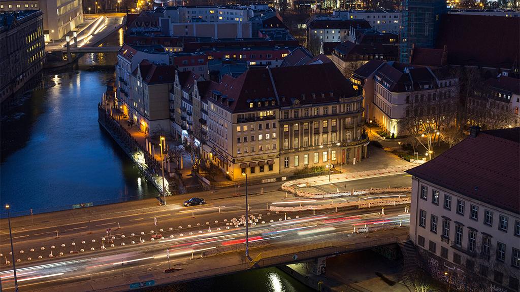 Berlin-Mitte: Viele Ideen für die neue Mühlendammbrücke