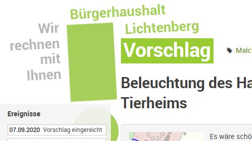 Lichtenberg: Broschüre informiert über den Kiezfonds