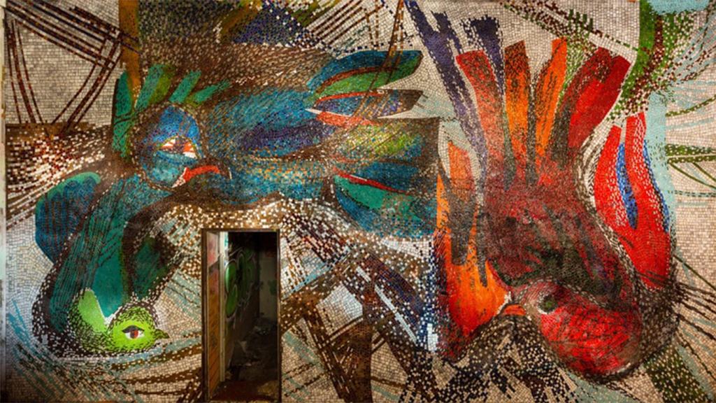 Treptow-Köpenick: Neue Heimat für Mosaikwandbilder gesucht