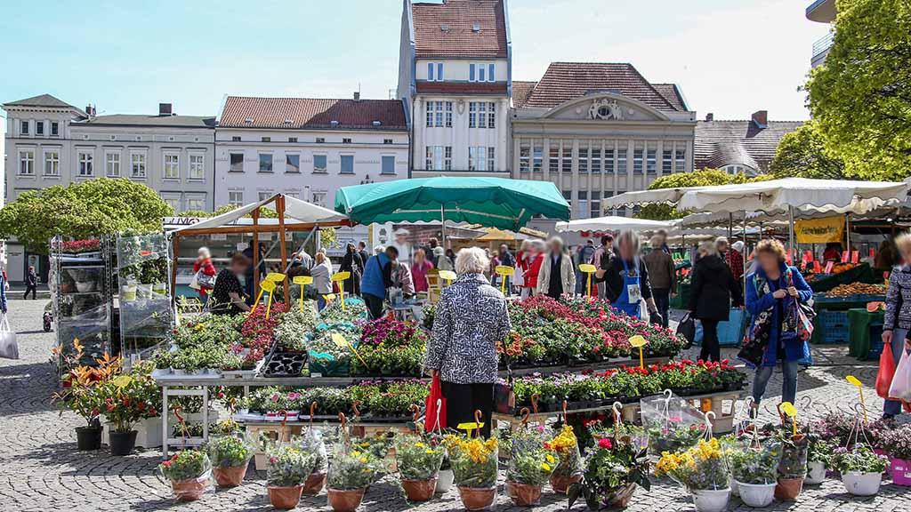 Altstadt Spandau: Ideen für den neuen Markt gesucht