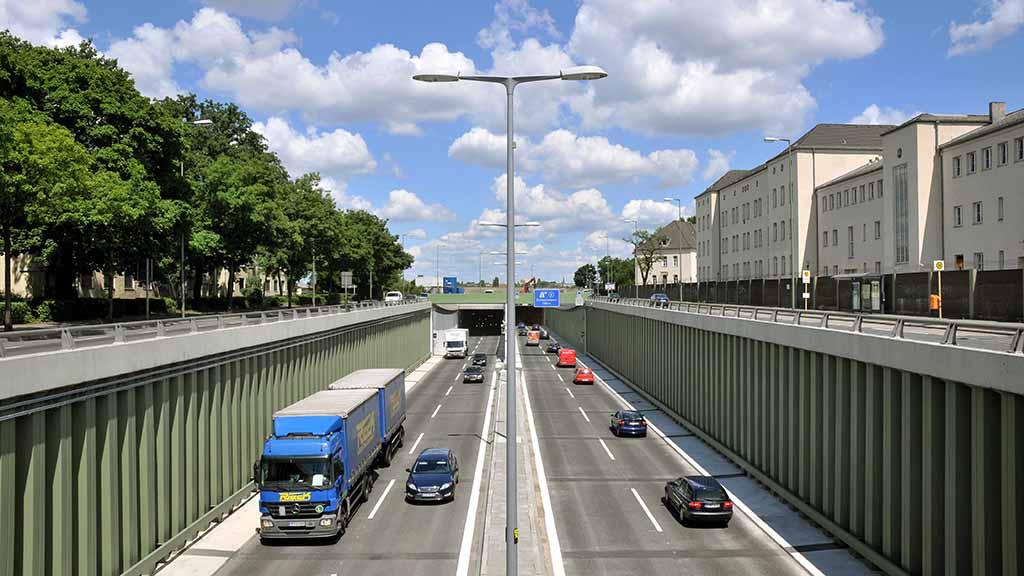 Berliner Norden: Sanierung der A111 soll 2024 starten