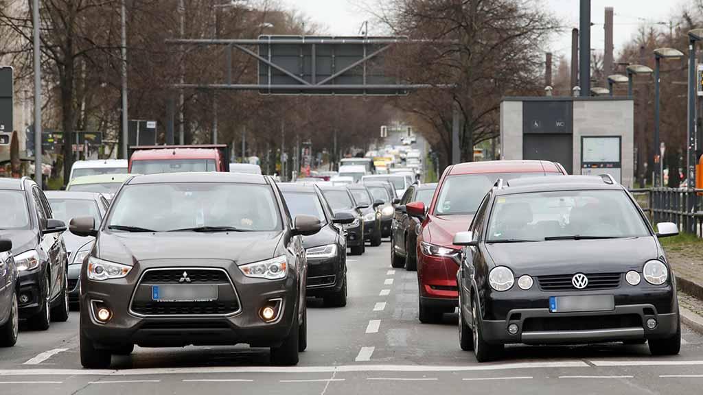 Autoverkehr-Berlin
