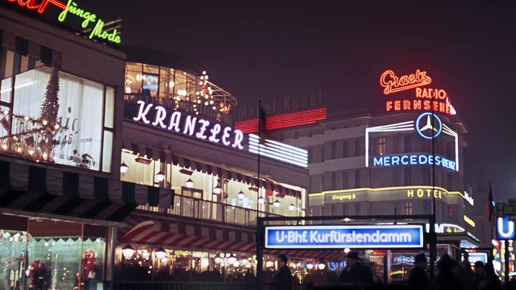 Buchtipp: Unterwegs am Kurfürstendamm