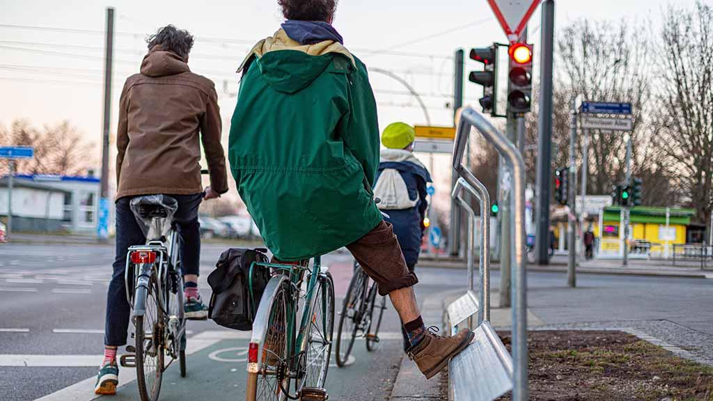 Radverkehr Berlin