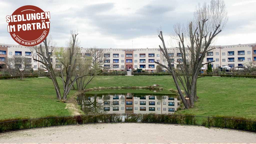Wie die Berliner Hufeisensiedlung zum Modell wurde