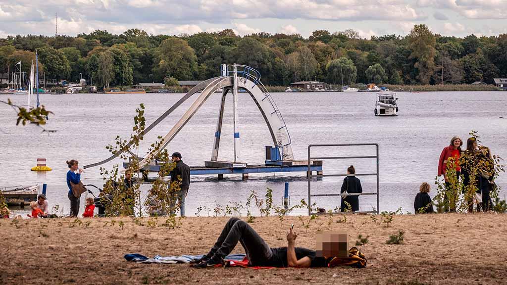 Berlin-Tegel: Geflüchtete sollen Strandbad betreiben