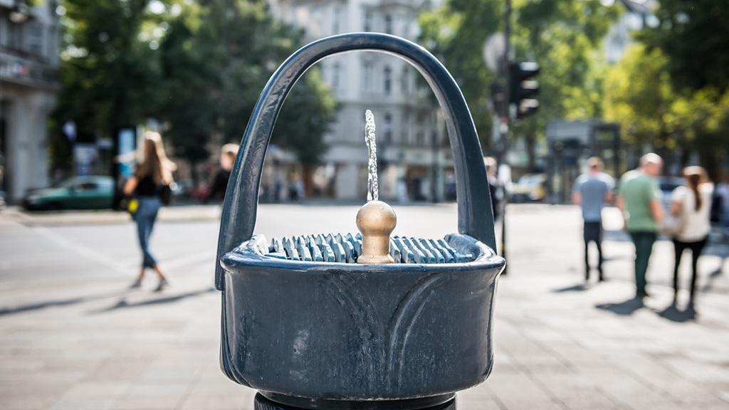 Startschuss für Trinkbrunnen-Saison fällt in Lichtenberg