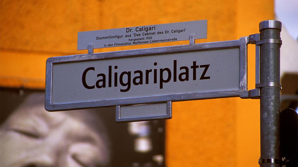 Berlin-Weißensee: Stillstand am Caligariplatz