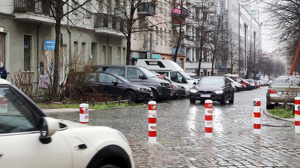 Charlottenburg-Wilmersdorf: Einsatz für Kiezblocks
