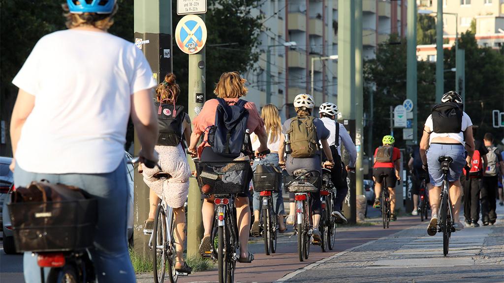 Radschnellverbindung von Mitte nach Marzahn kann kommen