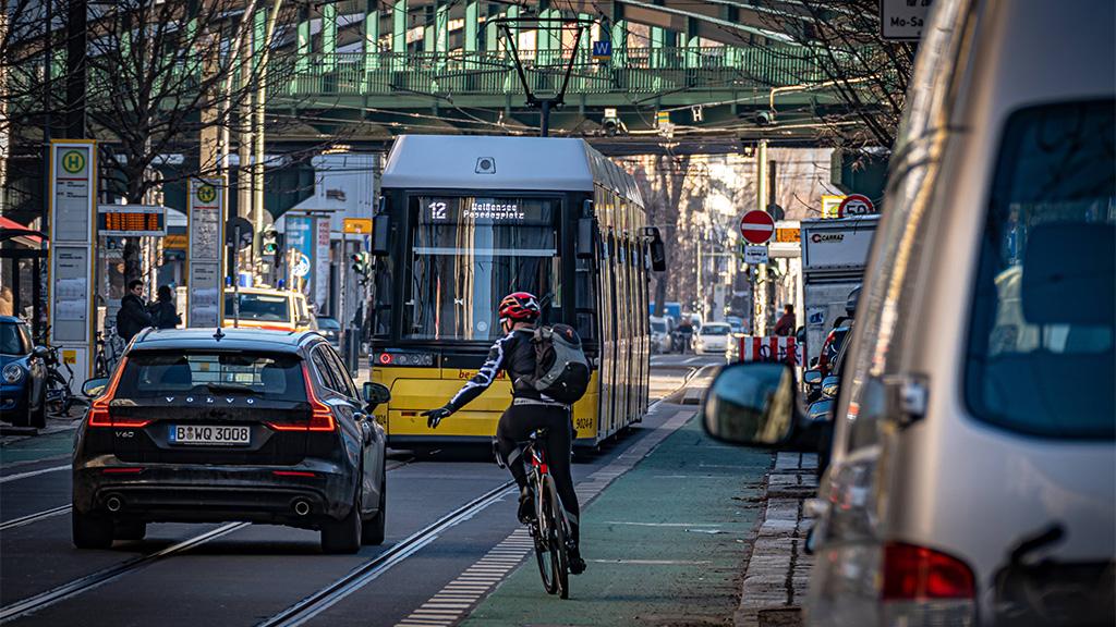 Berlin-Pankow: Auf dem Weg zur nachhaltigen Mobilität