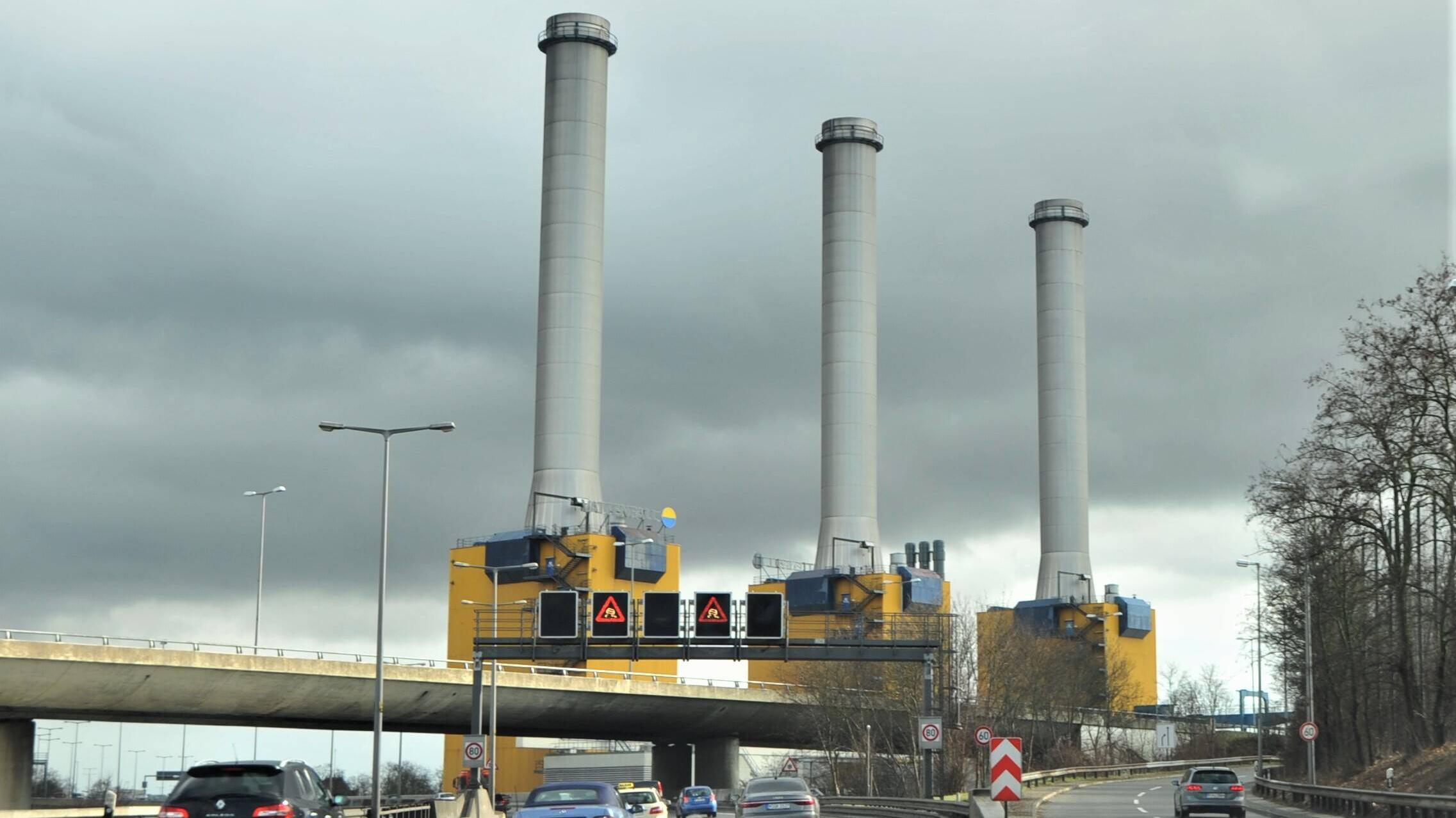 Das Heizkraftwerk Wilmersdorf verabschiedet sich