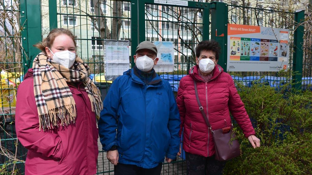 Friedrichsfelde: Kampf ums Comeback der Altglastonne