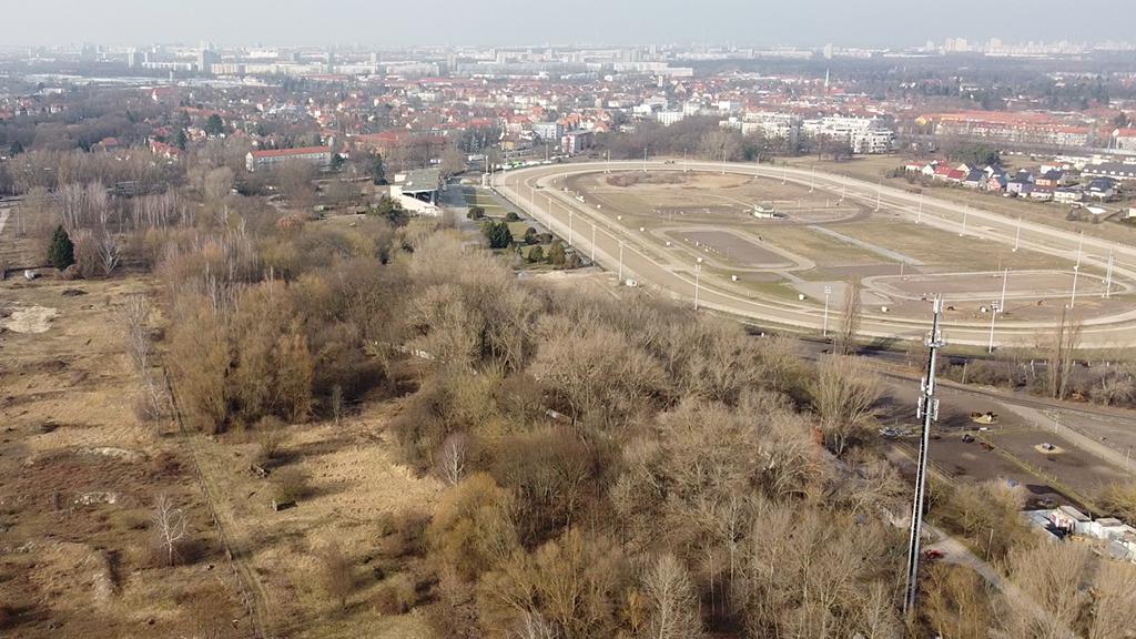 Berlin-Karlshorst: Gegenwind für die Rennbahnpläne