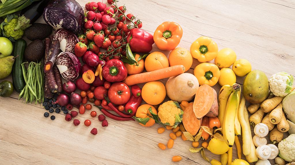 Basische Ernährung: Viel Gemüse, wenig Fleisch
