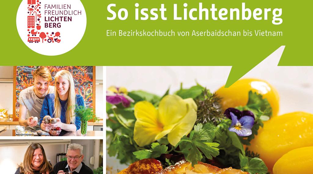 Multikulti-Kochbuch aus Lichtenberg