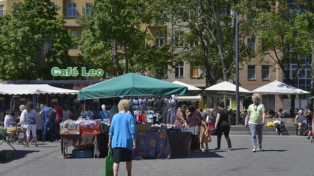 Berlin-Wedding: Kampf um das Café Leo