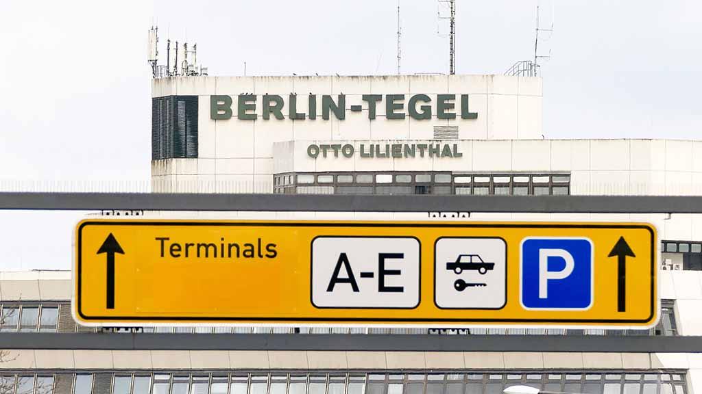 Am Flughafen Tegel ist nun wirklich Schluss