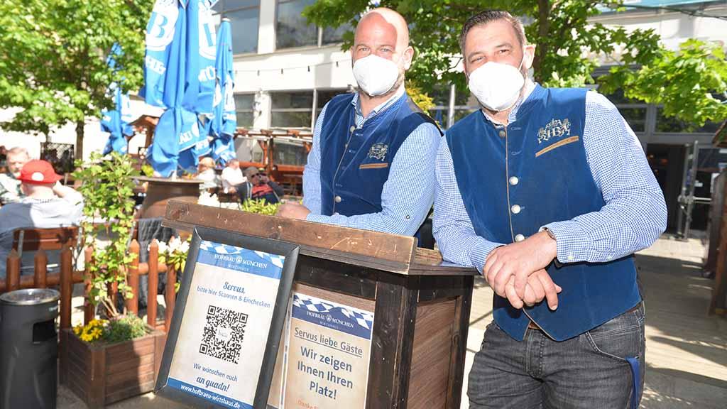 Corona-Lockerungen: Gemischte Gefühle bei Berliner Gastronomen