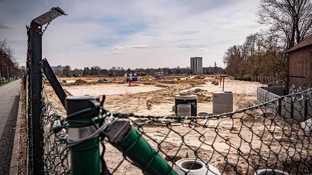 Neues Quartier in Spandau: Verkehrschaos rund um Insel Gartenfeld befürchtet