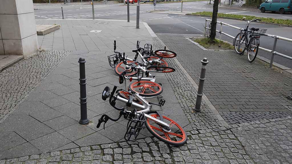 Leihräder Berlin