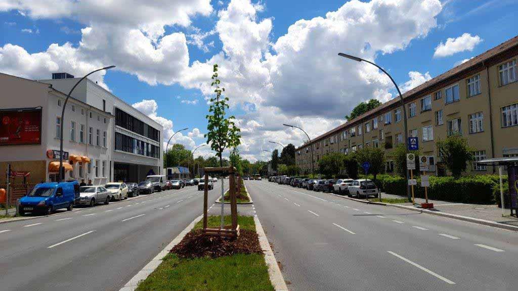 Berlin-Reinickendorf: Die Oranienburger Straße ist endlich fertig
