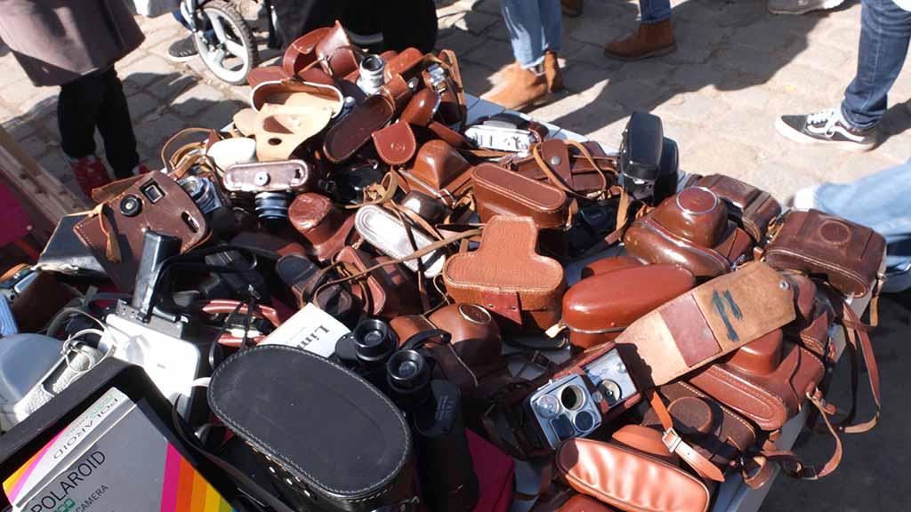 Berlin-Reinickendorf: Trödelmärkte am Franz-Neumann-Platz endgültig dicht