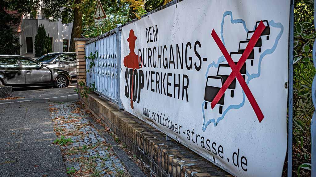 Berlin-Hermsdorf: Runder Tisch zu Verkehrsproblemen im Waldseeviertel