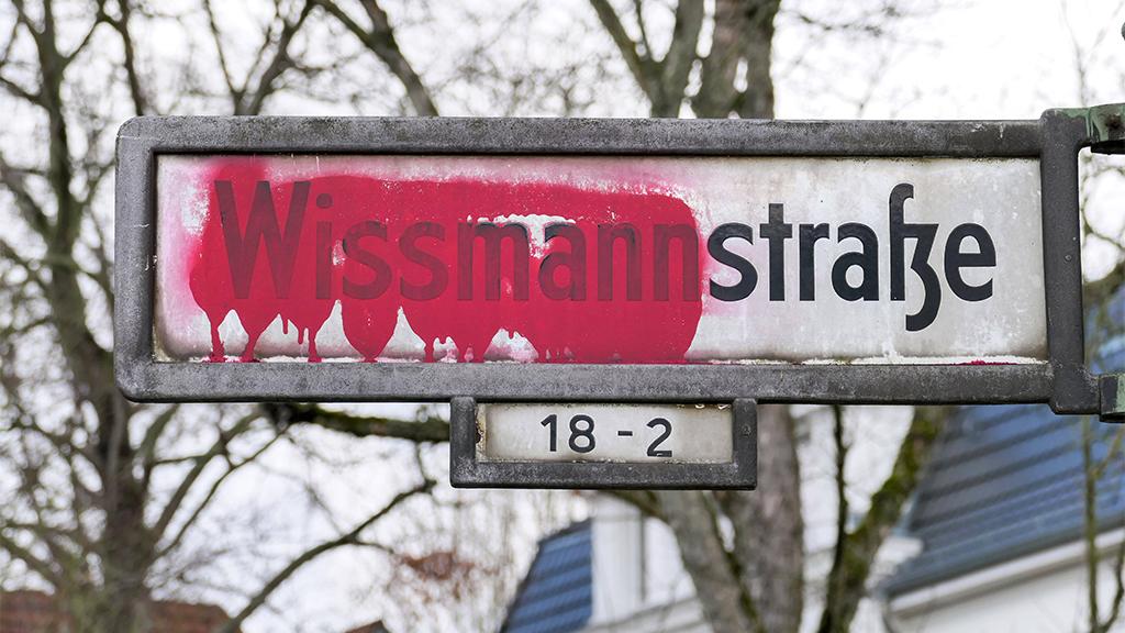 Berlin-Grunewald: Wissmannstraße soll in Baraschstraße umbenannt werden
