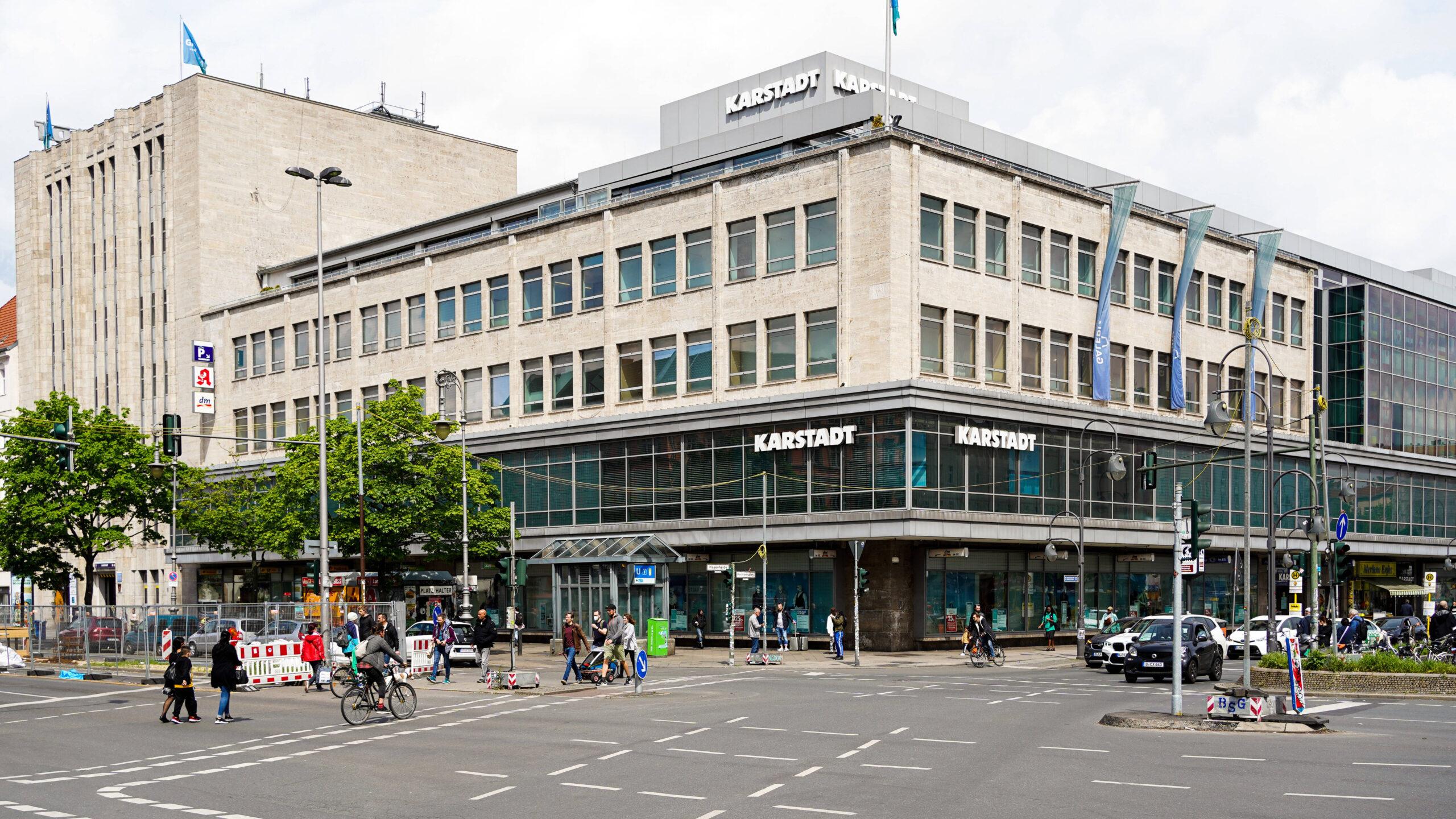 Karstadt Hermannplatz