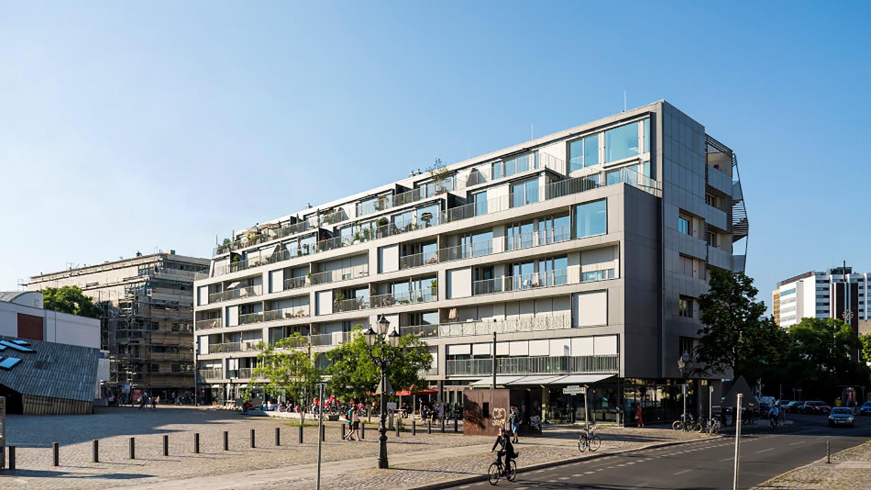 Kreuzberg: Quartier am ehemaligen Blumengroßmarkt erhält Deutschen Städtebaupreis